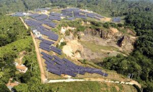 Panasian Power commissions solar project worth Rs. 420 m