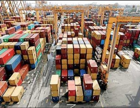 March exports rise to 6-month high of $ 1 b