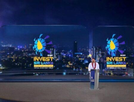 "Hon. Prime Minister Mahinda Rajapaksa Invites the world to pick SL as ""investment destination of choice"""