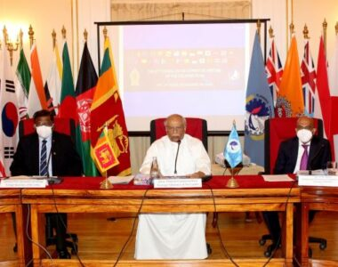 47th Consultative Committee Meeting of The Colombo Plan Inaugural address by the Hon. Dinesh Gunawardena, Foreign Minister of Sri Lanka